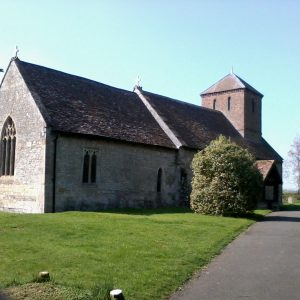 Peopleton Church - St Nicholas Church Today